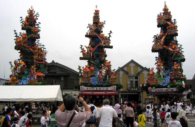 Hakata Gion Yamakasa Festival