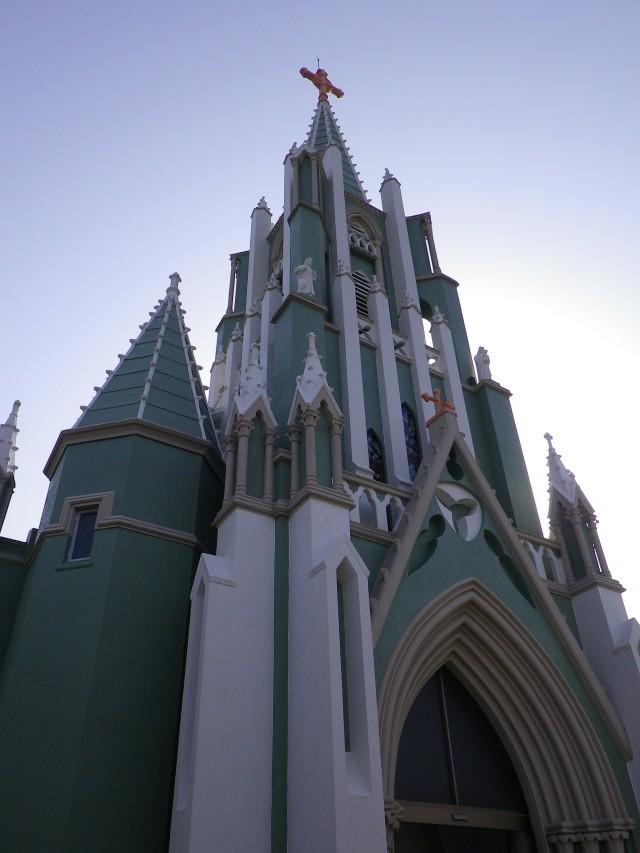 St. Francis Xavier Cathedral in Hirado