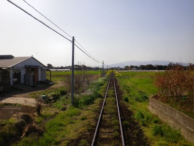 Traveling across the Shimabara Peninsula